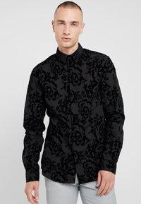 Twisted Tailor - VICTORY - Skjorta - black - 0