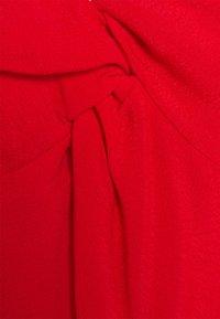 Tommy Jeans - ESSENTIAL STRAP DRESS - Day dress - deep crimson - 2