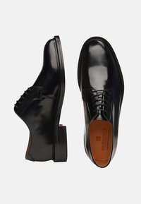 SHOEPASSION - NO. 5550 - Smart lace-ups - black - 1