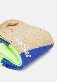 Happy Socks - DOGTOOTH BLOCKED 2 PACK UNISEX - Socks - multi - 1