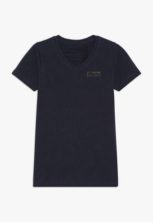 HOEG - T-shirt basic - dark blue