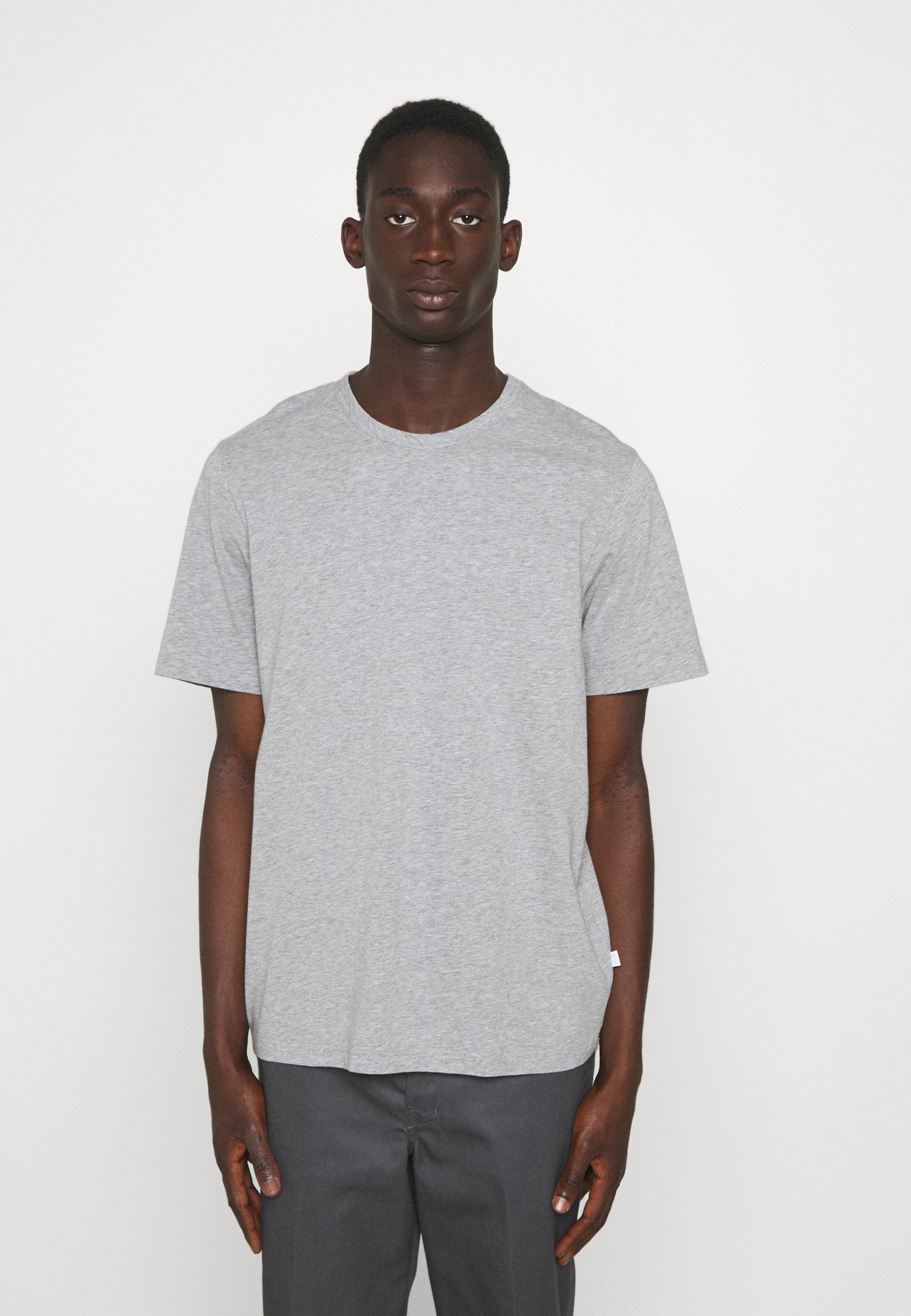 Uomo ALLAN 2 PACK  - T-shirt basic