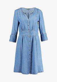 Cream - BALICE DRESS - Dongerikjole - blue denim - 4