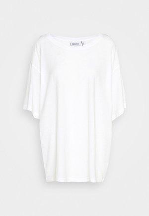 REBECCA - Basic T-shirt - white
