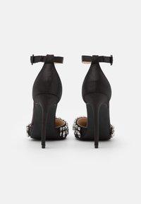 BEBO - RASSEL - Classic heels - black - 3