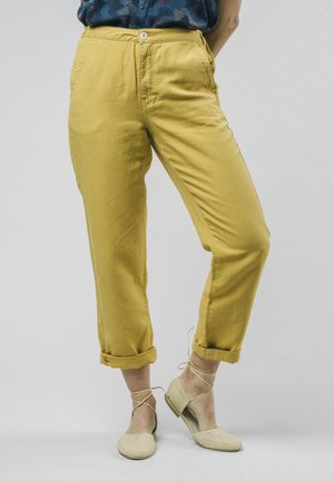 NARCISO - Chinos - yellow