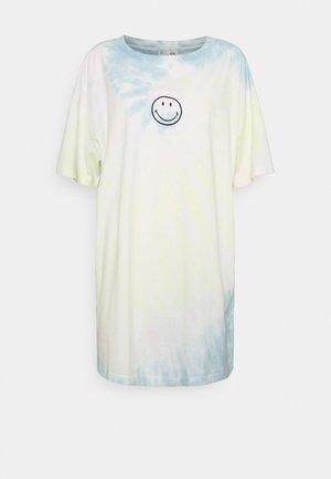 90'S NIGHTIE - Noční košile - white/ multi-coloured