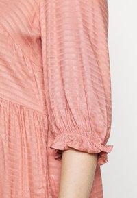JUNAROSE - by VERO MODA - JRGESO KNEE DRESS  - Shirt dress - old rose - 6