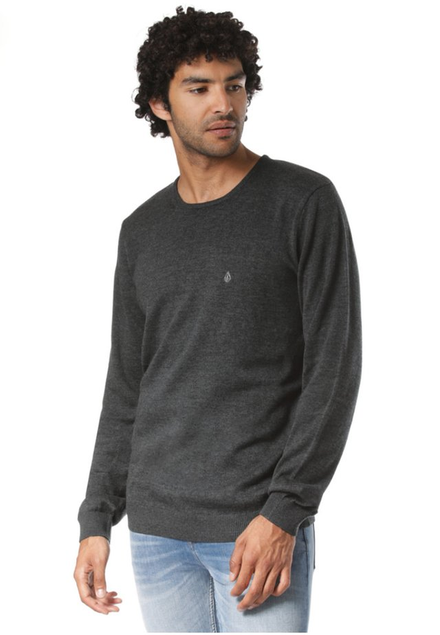 UPERSTAND SWEATER - Pullover - black