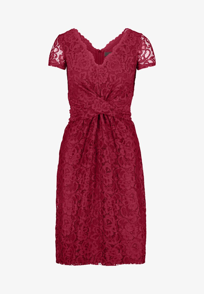 Vera Mont - Cocktail dress / Party dress - ruby red