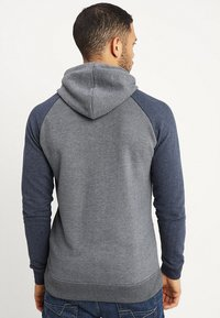 INDICODE JEANS - DYOTT - Hoodie - navy mix - 2