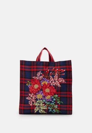 UPONWATER - Shopper - red