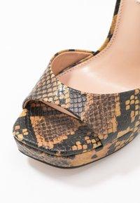 Steve Madden - LUV - High heeled sandals - yellow - 2