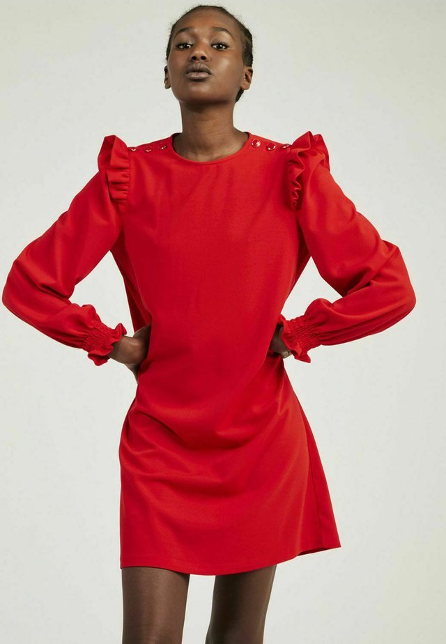ZOE - Sukienka letnia - red