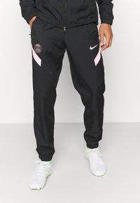 Nike Performance - PARIS ST. GERMAIN AW - Tracksuit - black/arctic punch - 3