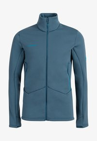 Mammut - Fleece jacket - wing teal - 4