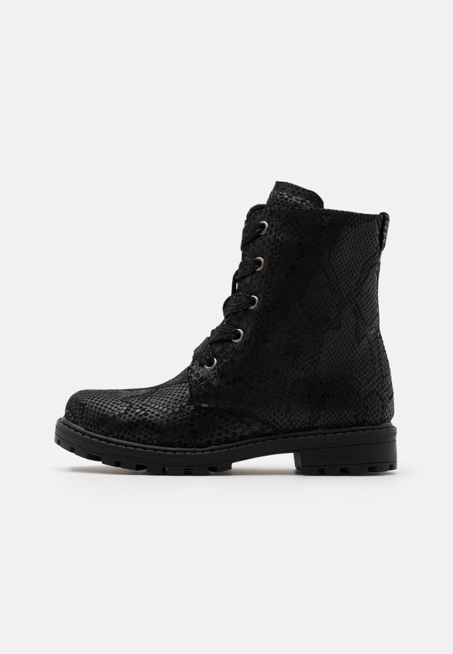 FISHHOOK - Veterboots - black