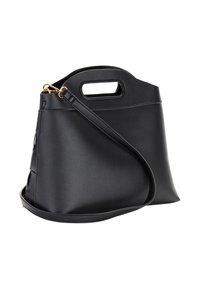 HALLHUBER - FLECHTOPTIK - Handbag - schwarz - 2