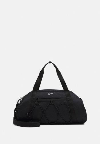 ONE CLUB BAG - Sportovní taška - black/black/white