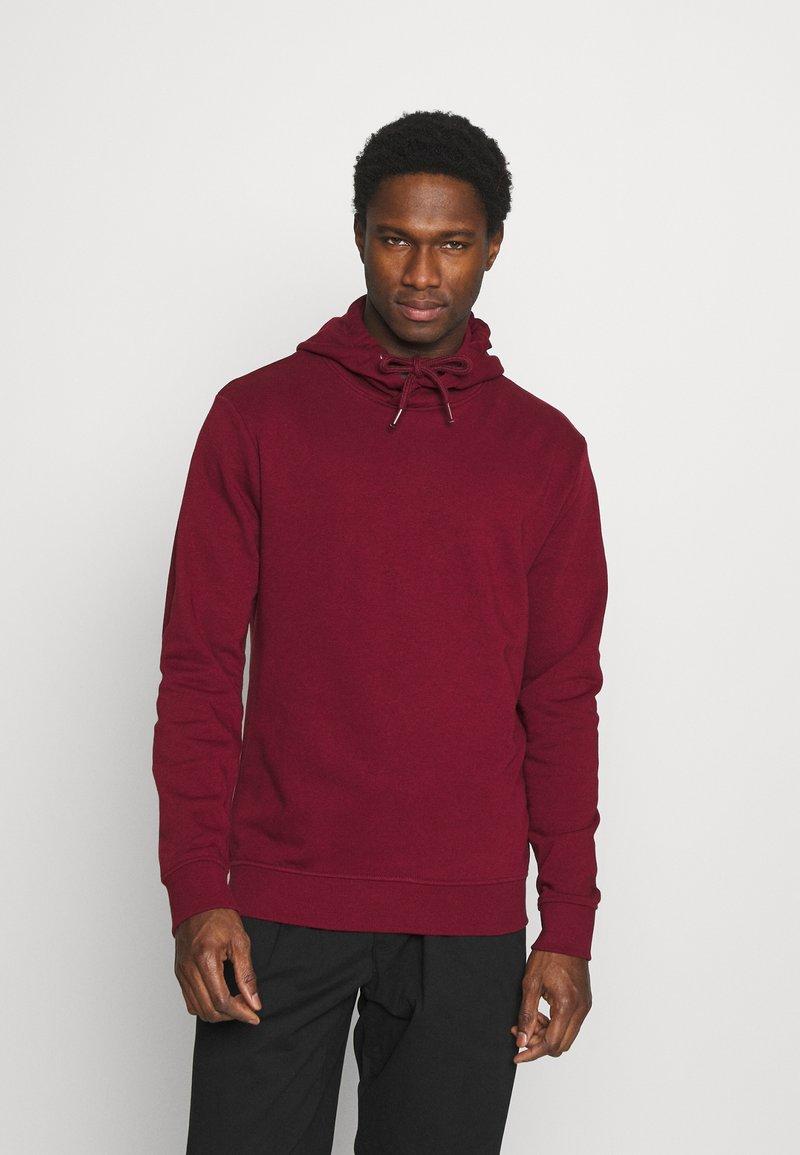 INDICODE JEANS - WILKINS - Sweatshirt - bordaux