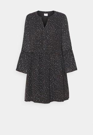 JDYKYLIE SHORT DRESS - Kjole - black/pastel