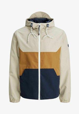 JORLUKE JACKET - Light jacket - crockery
