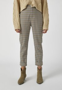 PULL&BEAR - Trousers - brown - 0