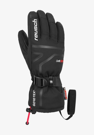 DOWN SPIRIT GTX  - Gloves - black / white