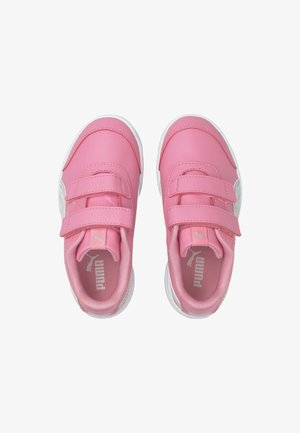 Trainers - sachet pink-silver-white