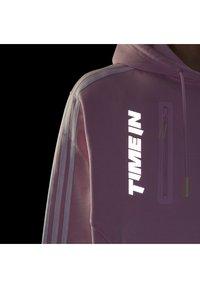 adidas Originals - NINJA HOODIE UNISEX - Felpa - true pink - 5