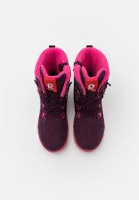 Reima - REIMATEC FREDDO UNISEX - Winter boots - deep purple - 3