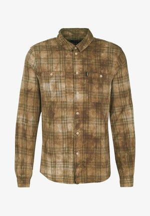TIE-DYE HAKU - Shirt - vintage greige