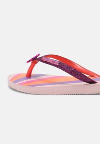 Havaianas - GLITTER COLOR - Sandalias de dedo - candy pink - 4