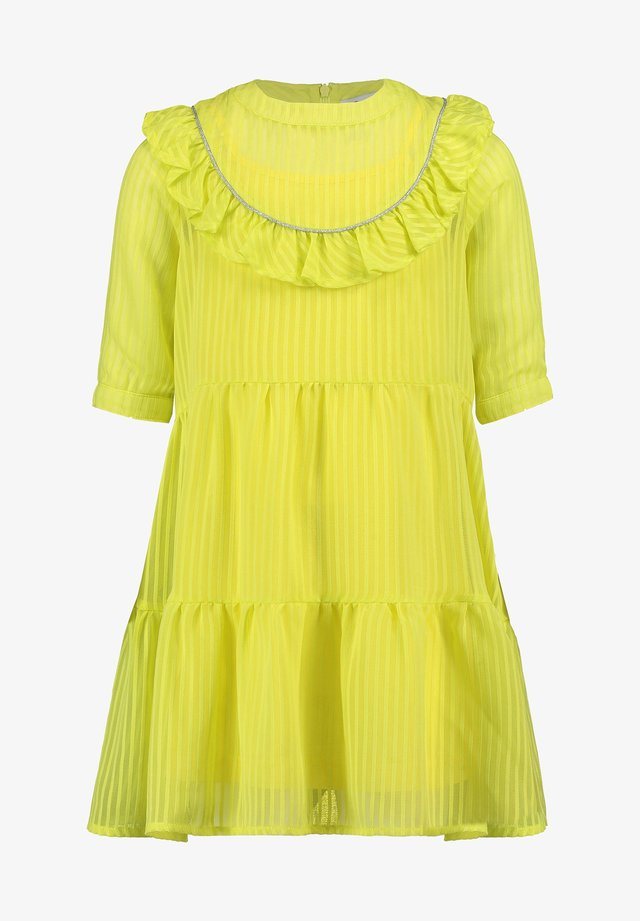 Day dress - lime