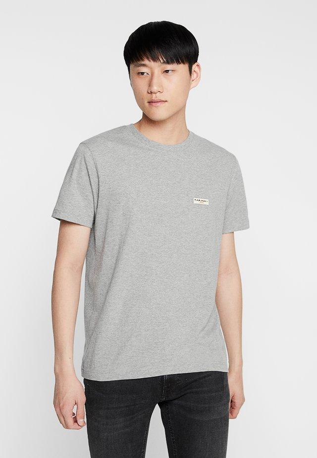 DANIEL - T-shirt basic - greymelange