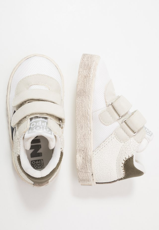 Sneakers alte - blanco