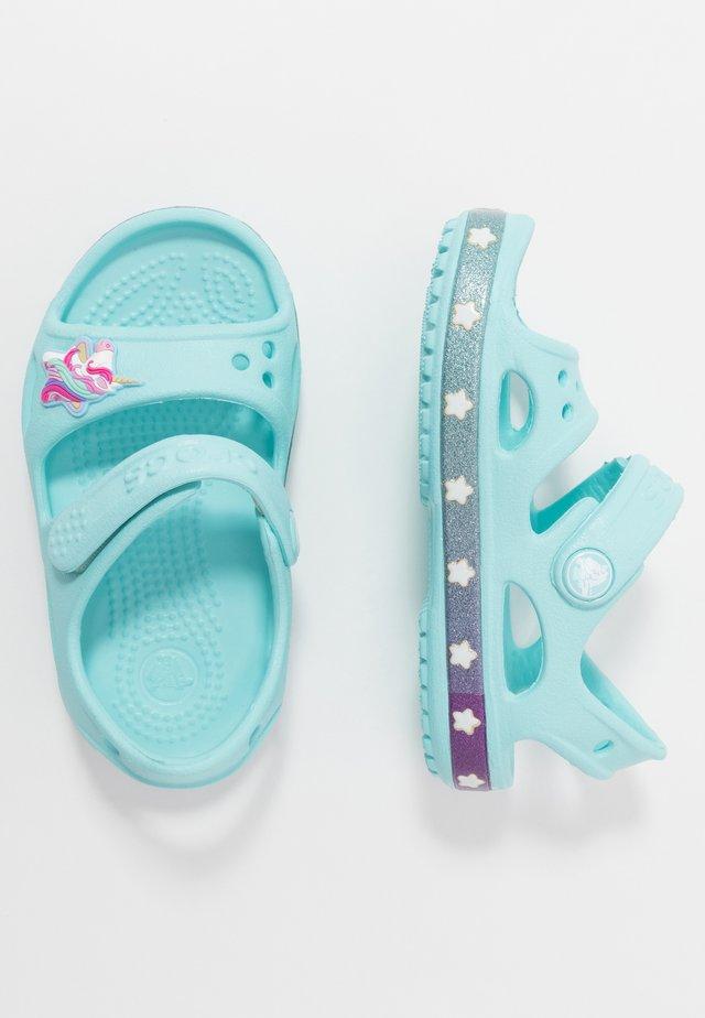 UNICORN CHARM - Sandały kąpielowe - ice blue