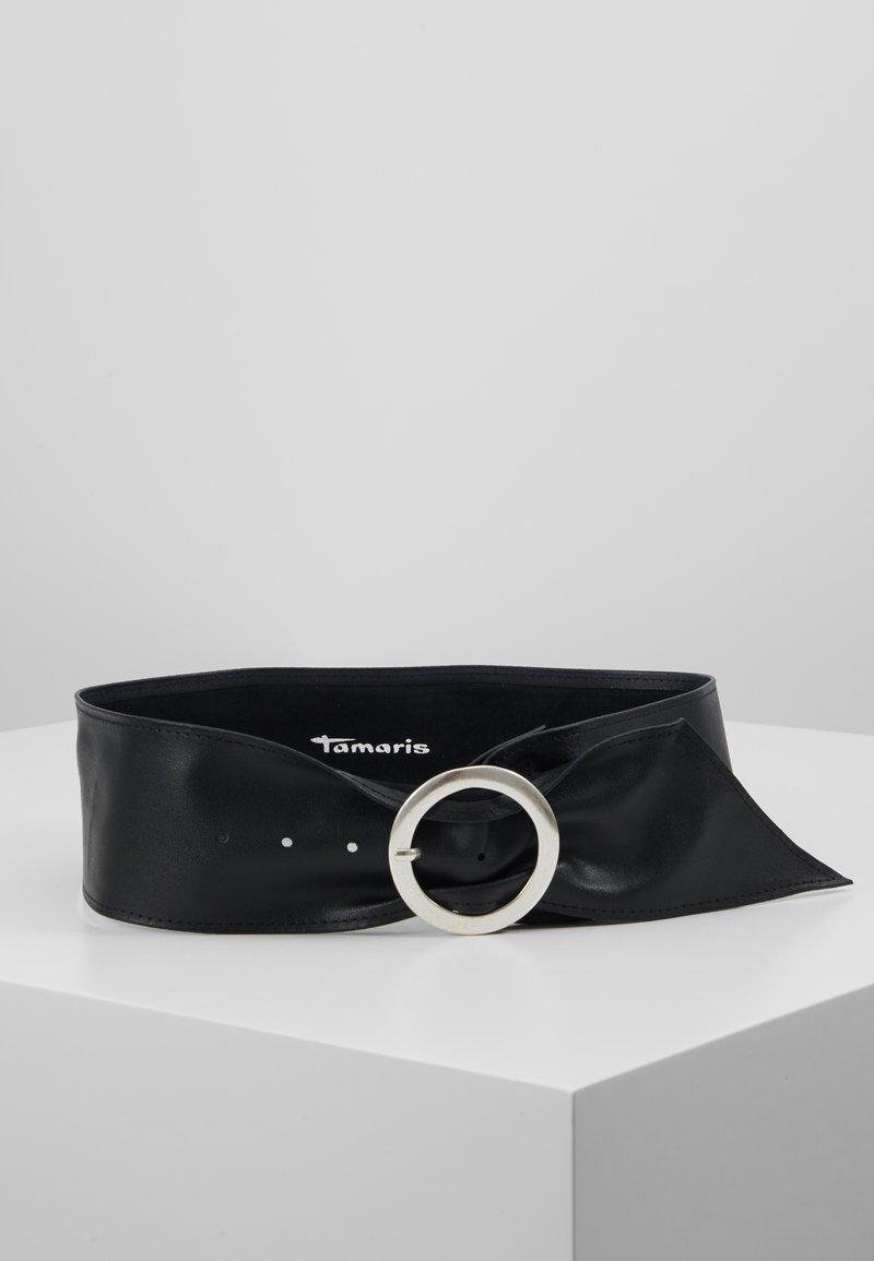 Tamaris - Waist belt - schwarz