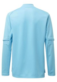 adidas Performance - REAL MADRID AEROREADY FOOTBALL PULLOVER - Long sleeved top - turquoise - 2