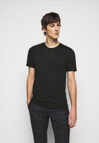 Tiger of Sweden - ALTAIR - T-shirt basique - black - 0