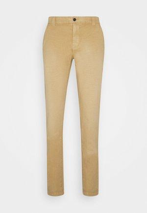 SCANTON DITSY PATTERN PANT - Pantaloni - classic khaki