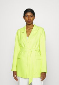 River Island - Short coat - yellow - 0