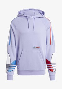 adidas Originals - ADICOLOR - Hoodie - purple