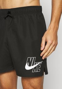Nike Performance - VOLLEY - Swimming shorts - black - 3