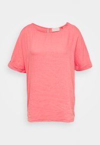 KURZARM - Blouse - coral red