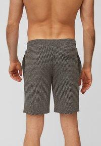 Marc O'Polo - Pyjama bottoms - schwarz - 1