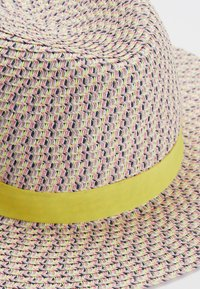Oliver Bonas - RAINBOW  - Hat - yellow - 2