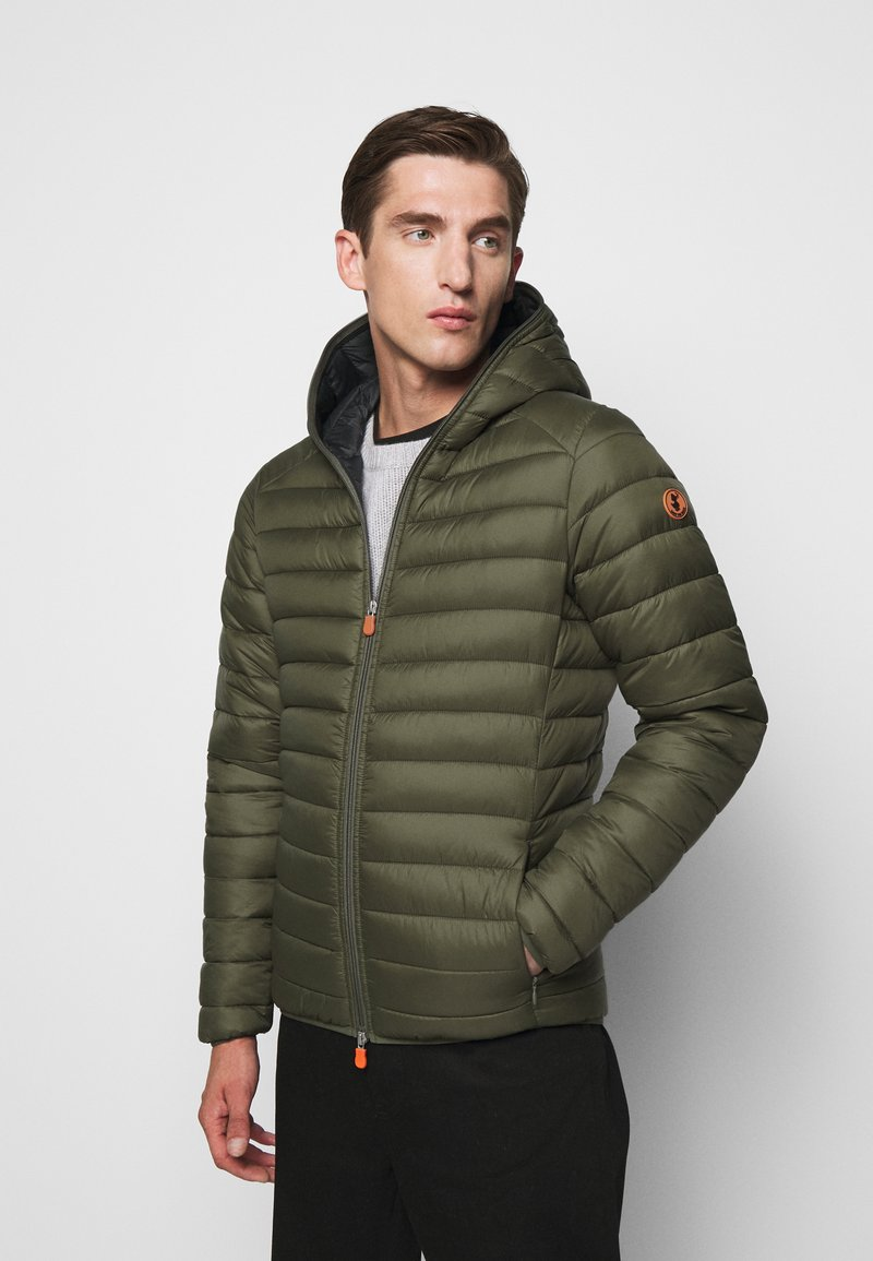 Save the duck - GIGAY - Winter jacket - dusty olive
