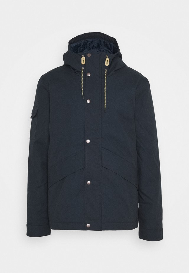 SHORT JACKET - Vinterjakke - navy