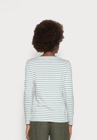 s.Oliver - Long sleeved top - aqua blue - 2